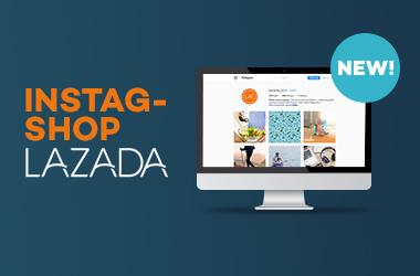 Jualan Online Tanpa Biaya di Lazada.co.id