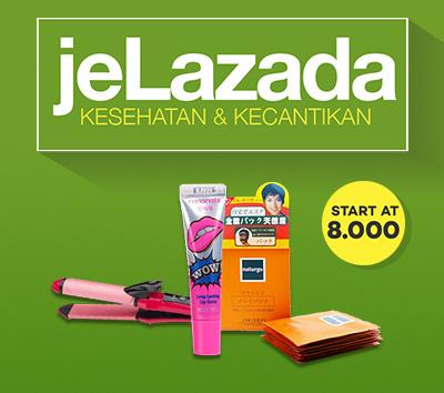 Lazada.co.id: Belanja Online Fashion, Elektronik, TV, Tas