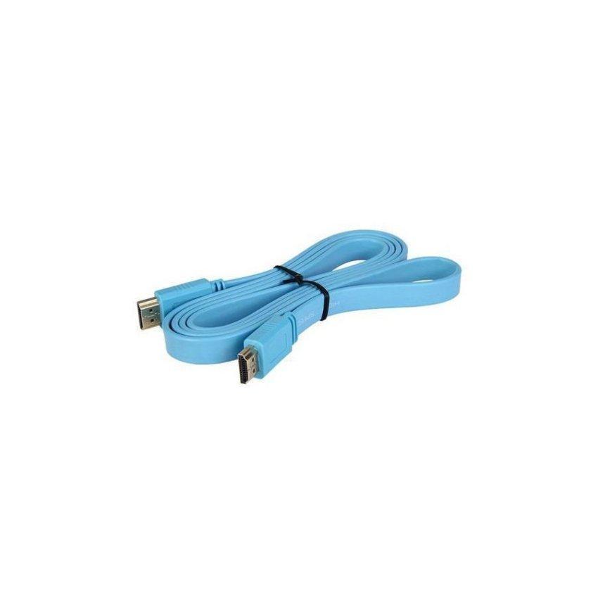1.5 m 1.4 Version 1080P HDMI Cable Blue