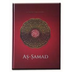 Al-Quran As-Samad Tajwid Warna A5