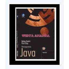 Belajar Sendiri Pasti Bisa Pemrograman Java + cd
