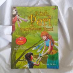 Buku Cerita Anak Kisah Peri Penyelamat Bumi, Dwi Bahasa Inggris - Indonesia
