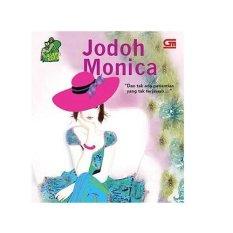 Buku Oke Jodoh Monica
