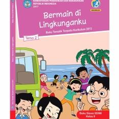 Buku tematik Kelas 2 Tema 2 Revisi 2017 (New)
