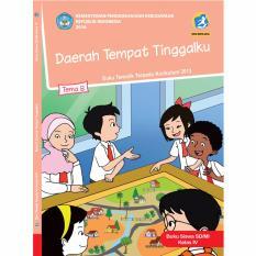 Buku Tematik Kelas 4 Tema 8
