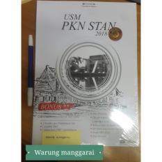 Buku Ujian Masuk PKN STAN 2018
