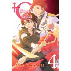 +C: Sword And Cornett 4