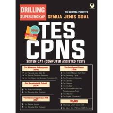 Drilling Superlengkap Semua Jenis Soal TES CPNS Sistem CAT