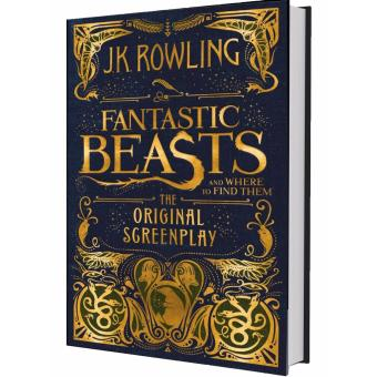 Fantastic Beasts and Where to Find Them: The Original Screenplay(From the World of Harry Potter) | Buku Novel Import Bahasa Inggris