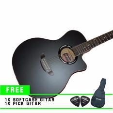 Gitar akustik Yamaha Apx500ii Semi Original Grade Ori A
