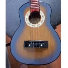 Gitar Anak Ukulele Senar 4 Murah Hand-Made Lokal