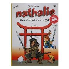 Gramedia Buku Cerita Anak Nathalie : Dunia Tempat Kita Tinggal!