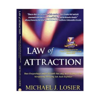 Hutamedia LAW OF ATTRACTION PLP Book