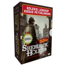 Koleksi Lengkap Kasus Petualangan Sherlock Holmes (4 Buku )
