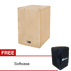 Kyre Cajon – Natural + Gratis Case