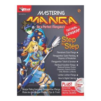 Magenta Group Mastering Manga - Tutorial Lengkap Genta Group