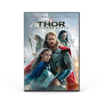 Marvel Dvd : Thor 2 : The Dark Worlds