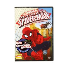 Marvel Dvd Ultimate Spider-Man Vol 2 :Spider-Man Vs Marvel'S Greatest Villains