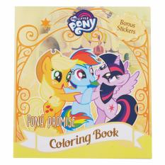 My Little Pony Coloring Book S (Pony Promise)