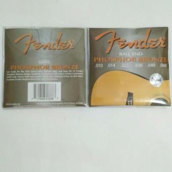 Jual Set 6 Buah Senar Akustik Gitar Kayu Baja Perunggu 60xl 0 010 .