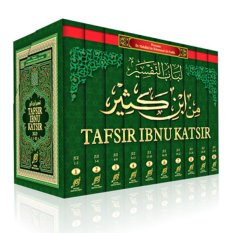 Tafsir Ibnu Katsir 10 Jilid Hard Cover / Pustaka Imam Syafi'i