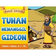 Tuhan Memanggil Gideon