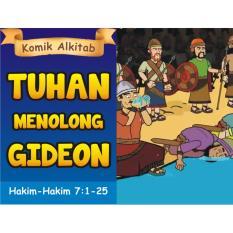 Tuhan Menolong Gideon