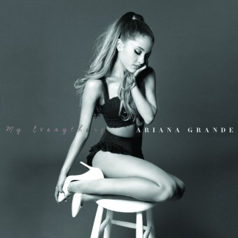 Universal Music Indonesia Ariana Grande - My Everything