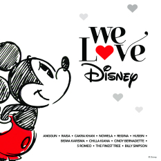 Universal Music Indonesia - Various Artists - We Love Disney