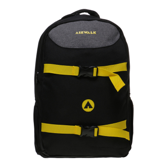 Airwalk Mateo Backpack - Black