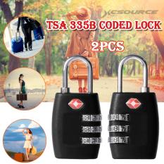 Generic Tsa Gembok Koper Travel Lock 3 Kombinasi Tsa331 Daftar Source Kunci Gembok .