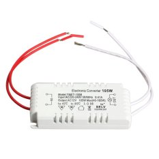 105.12V Halogen Light Electronic Transformer Power Supply Driver (Intl)