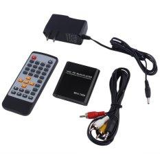 1080p HD 3D Media Player HD-Media Box Flash Play System Full HD Black (Intl)