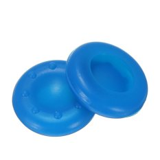 10x Joystick Thumbstick Silicone Controller Cap For Playstation PS2 PS3 Xbox 360 Blue (Intl)