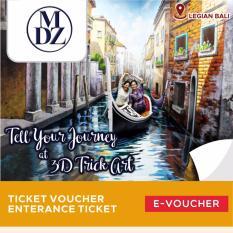 DMZ Bali E-Ticket