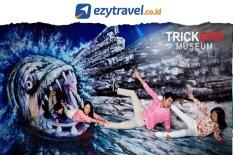 Ezytravel Trick Eye Museum Singapore Ticket [Anak/Child]