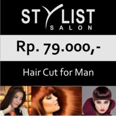 Gaya Spa Voucher Hair Cut For Man