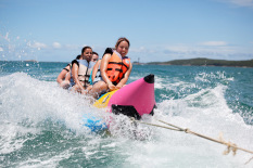 NBC Watersport - Voucher Watersport Banana Boat Untuk 1 Orang