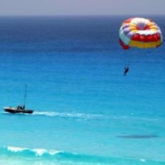 NBC Watersport - Voucher Watersport Parasailing Adventure Untuk 1 Orang