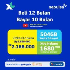 XL XTRA Combo 42GB - 12bln