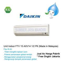 Ac Daikin Split FTV15AXV14 1/2 PK (MALAYSIA) - Putih