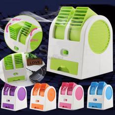 Ac Mini portable fan double blower