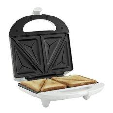 Airlux - Pemanggang Roti Berlapis Teflon - Sandwich Toaster SA6021 - Putih