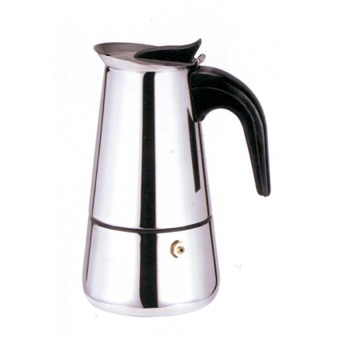 Akebonno Moka Pot Coffee Maker for 6 Cups