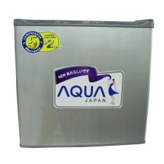 Aqua AQR-D50F Lemari Es Portable / Kulkas Mini FREE Ongkir Jabodetabek