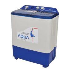 Aqua QW-870XT Mesin Cuci 2 tabung 8 KG