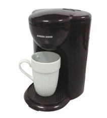 Black + Decker Coffee Maker Mini 1 Cup - DCM25B1