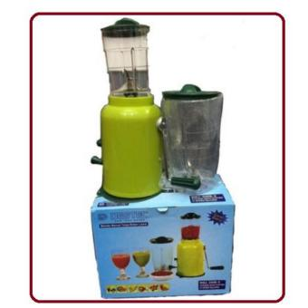 Blender manual Destec 2 tabung