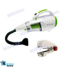 Bolde Turbo Hoover Vacuum Cleaner 110 plus Mesin Jahit Mini Bundle