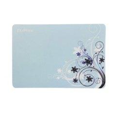 Cliptec Mouse Pad RZY238 - Biru